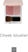 Cheek blusher